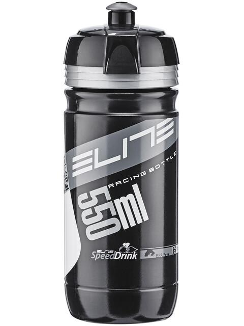 Elite Corsa Drink Bottle 550ml black/silver